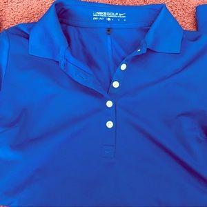 Nike Golf Long Sleeve Polo Shirt ❤️🏌️♀️💙